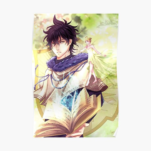 Magic Knights Posters Redbubble Asta and yuno, two orphans living in the small hage village, share a dream—to become the wizard king! magic knights posters redbubble