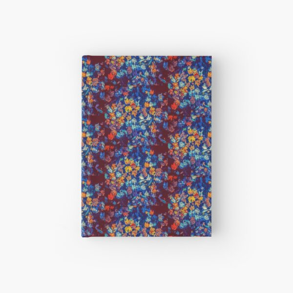 Colourful fall Hardcover Journal