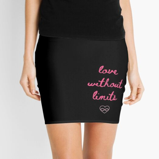 Love without limits  Mini Skirt
