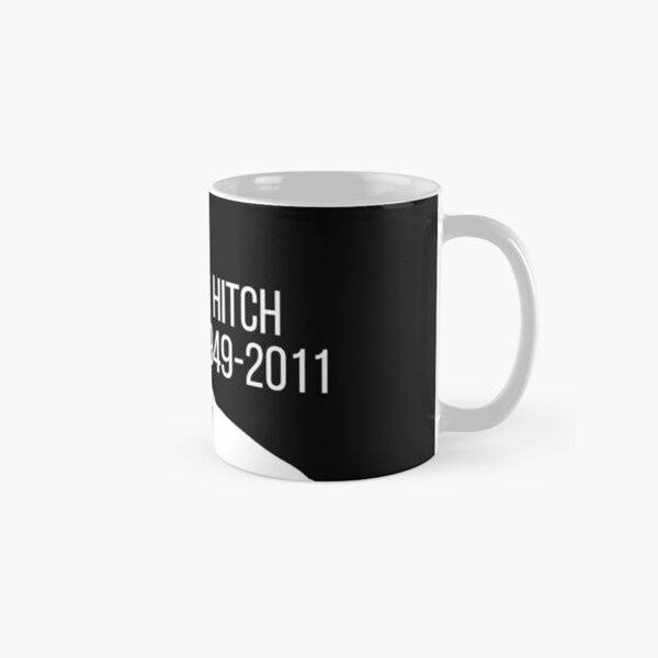 Christopher Hitchens - Hitch Memorial Classic Mug