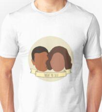 """Treat Yo Self"" - Tom Haverford, Donna Meagle Unisex T-Shirt"