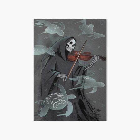 Dernière symphonie Impression rigide