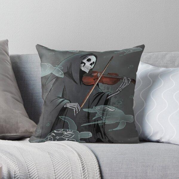 Last Symphony Throw Pillow