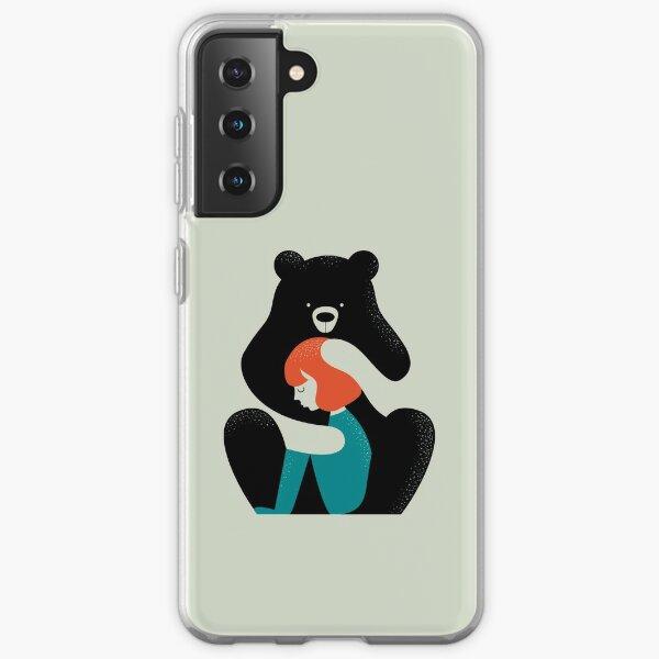 Big Bear Hug Samsung Galaxy Soft Case