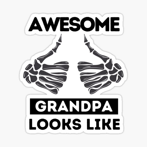 Download Grandpa Svg Gifts Merchandise Redbubble
