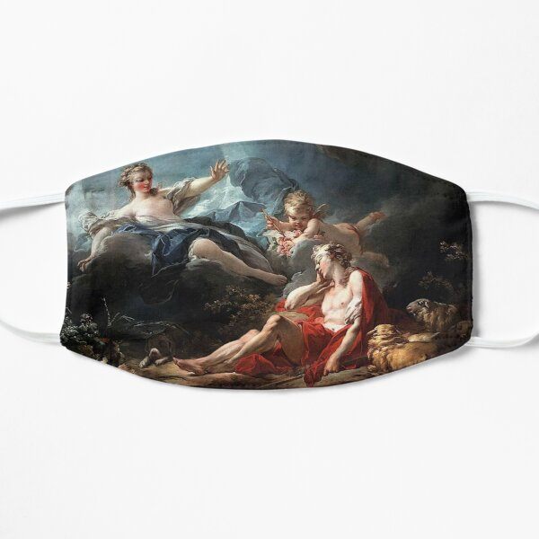 Luca Giordano - Diana and Endymion Flat Mask