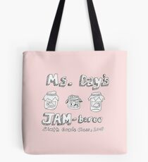 Ms. Day's Jam-boree 2009 - New Girl Tote Bag