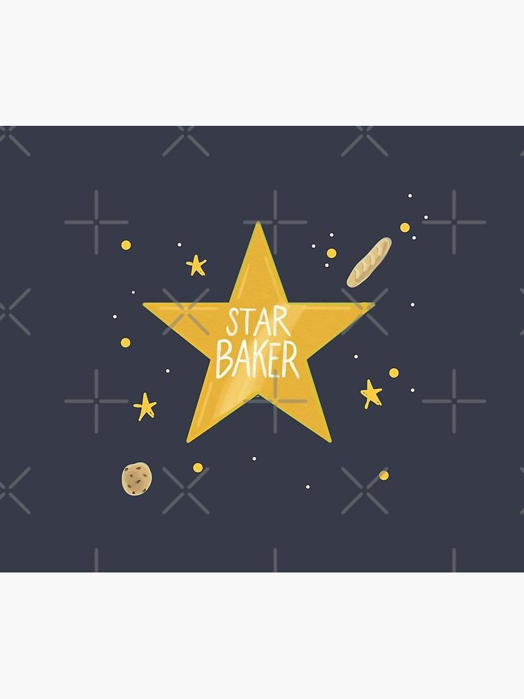 Star Baker (GBBO) by heyvictyhey