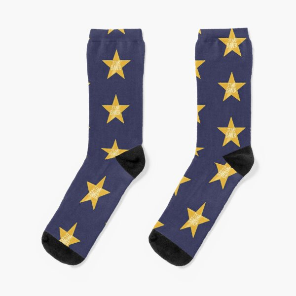Star Baker (GBBO) Socks