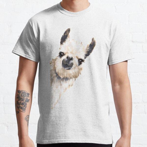 Sneaky Llama Classic T-Shirt