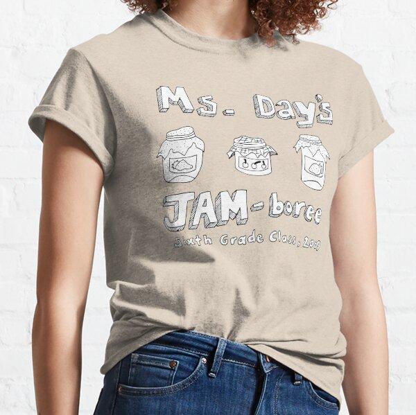 Frau Tag's Jam-bournee 2009 - Neues Mädchen Classic T-Shirt