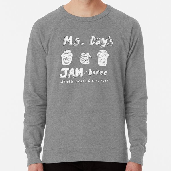 Ms. Day's Jam-boree 2009 - New Girl Lightweight Sweatshirt