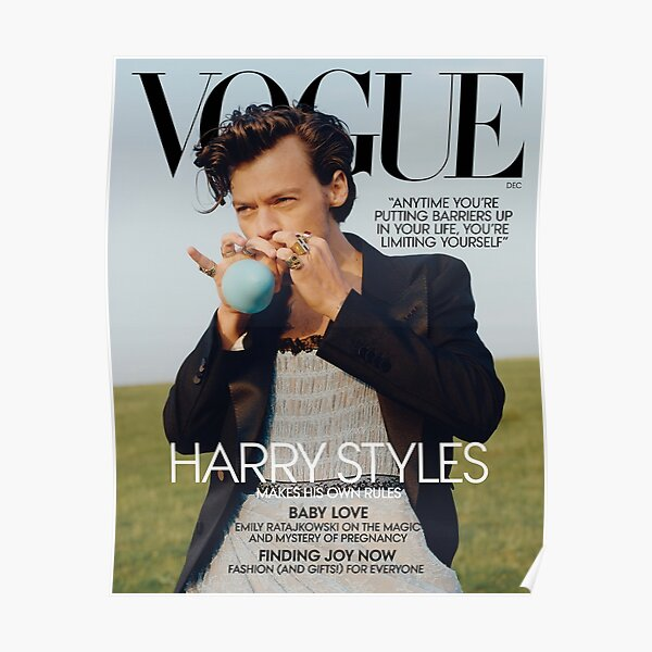 Harry Bubble Poster