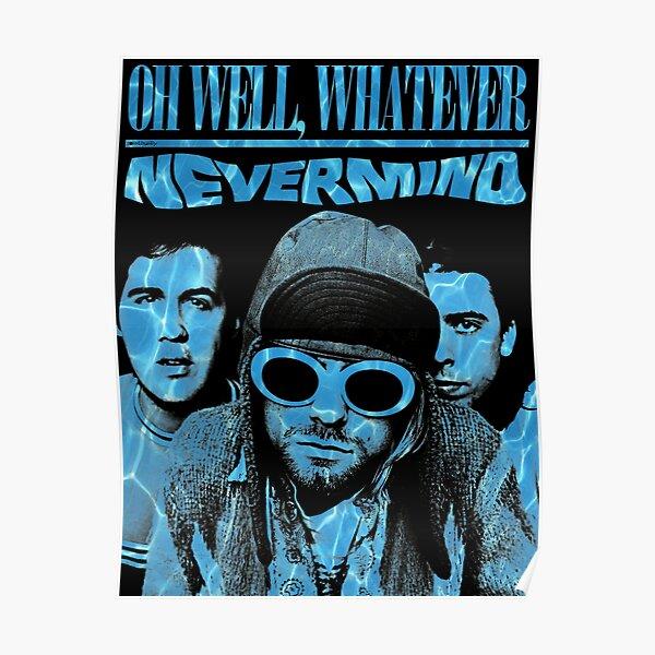 KurtCobain Nevermind Poster