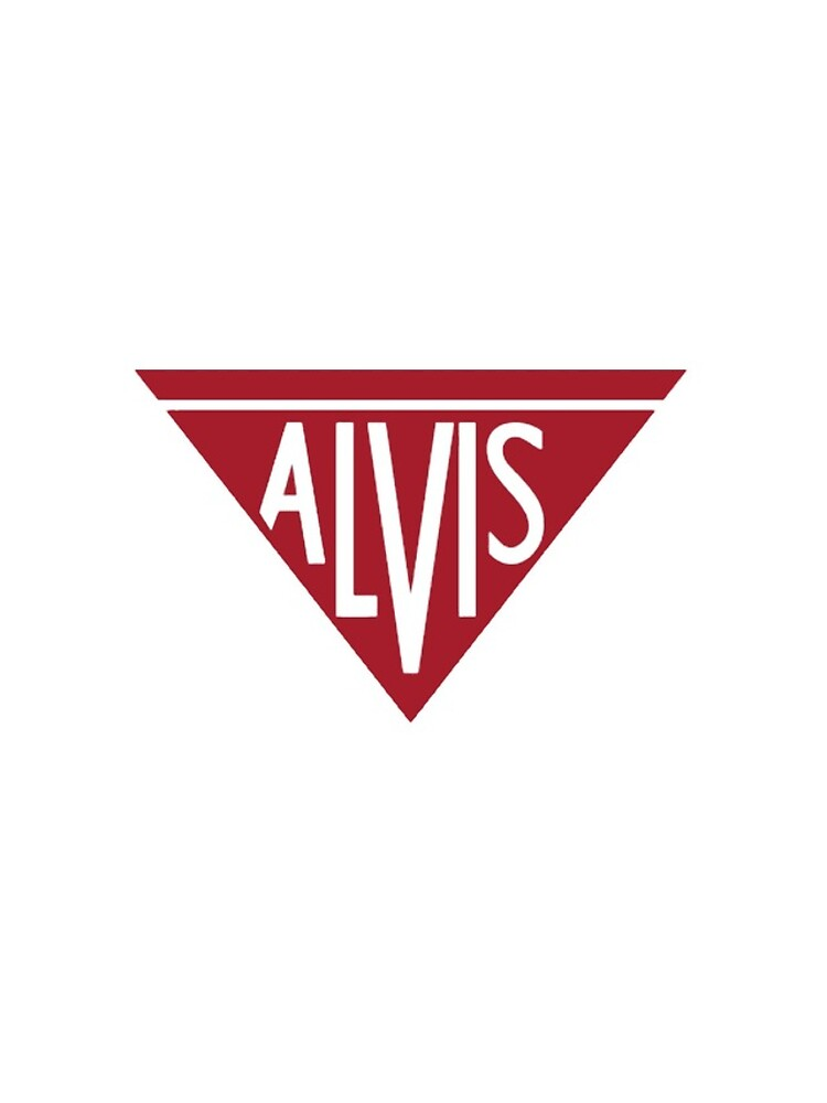 Alvis Logo by JustBritish