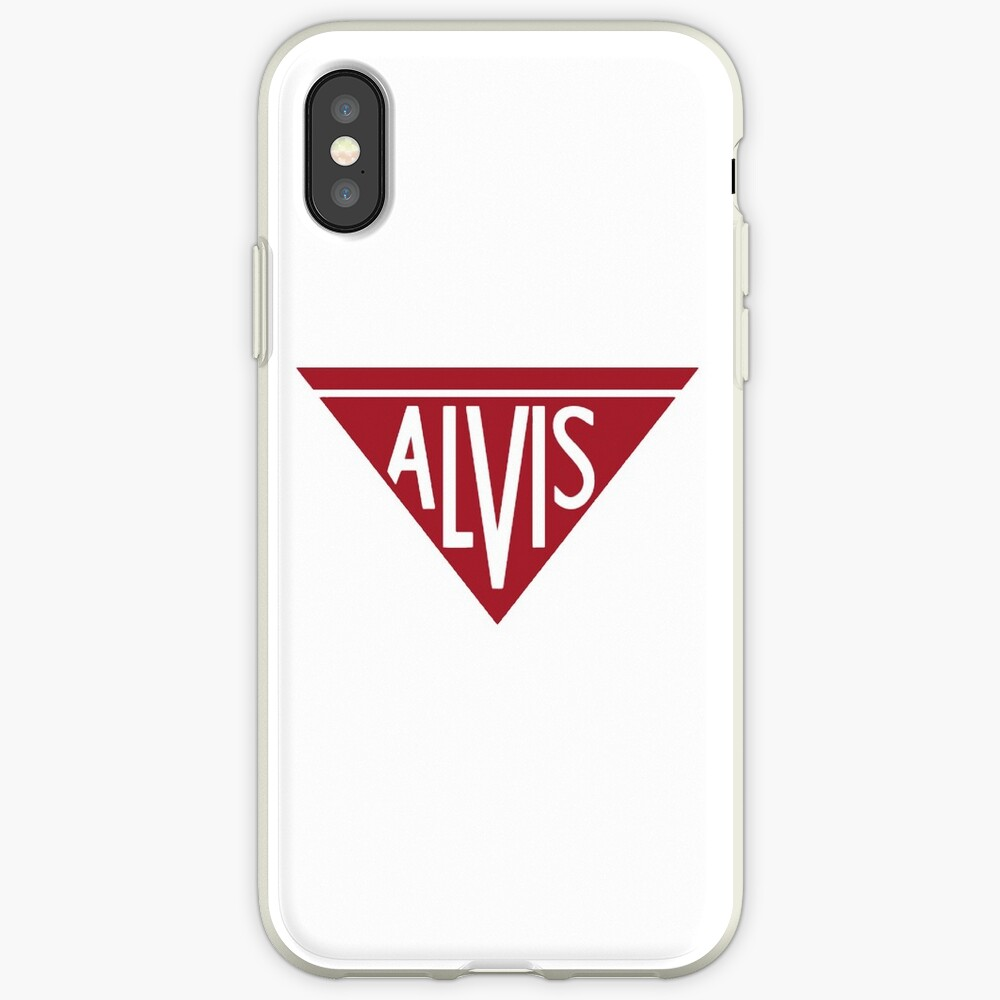 Alvis Logo iPhone Case & Cover
