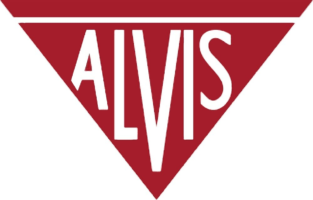 Alvis Logo by JustBritish