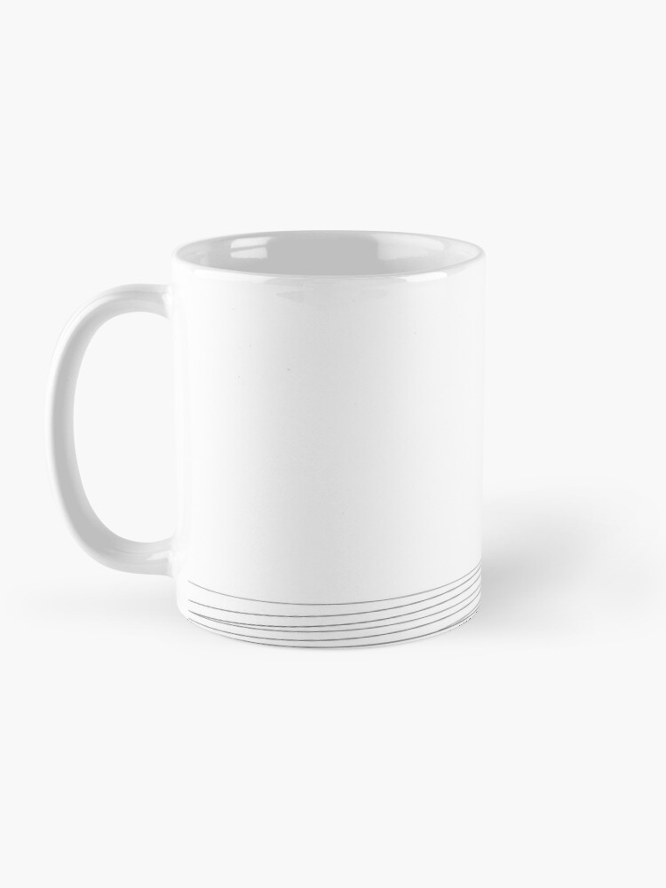 Alternate view of Grumpy Cat coffee mug A Cat who needs more coffee  Mug