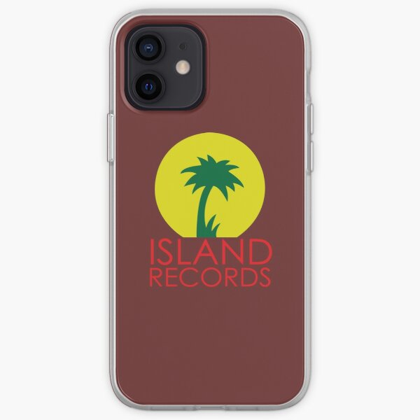 Island records Jamaica  iPhone Soft Case