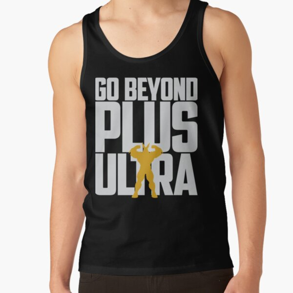 All Might Plus Ultra Tank Top