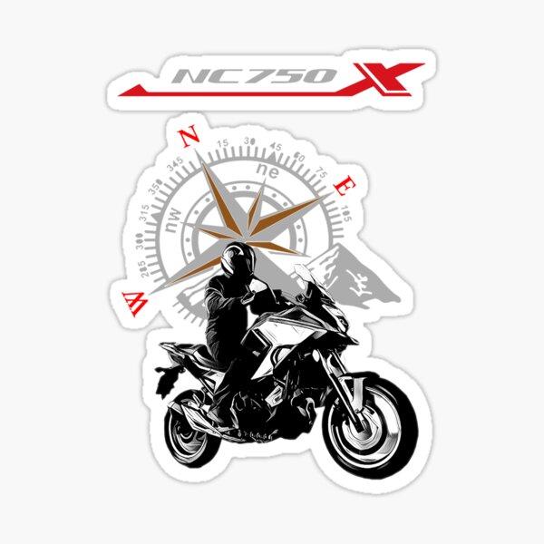 Honda NC750X Sticker