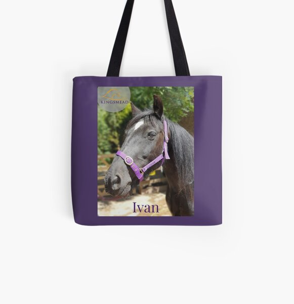 Ivan's Collection All Over Print Tote Bag