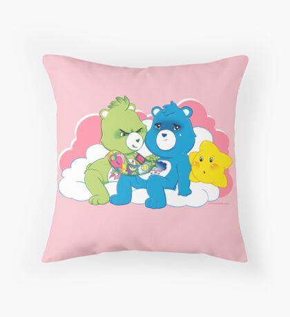 Care Bears Ink Throw Pillow