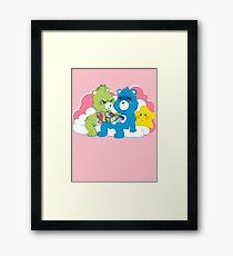 Care Bears Ink Framed Print