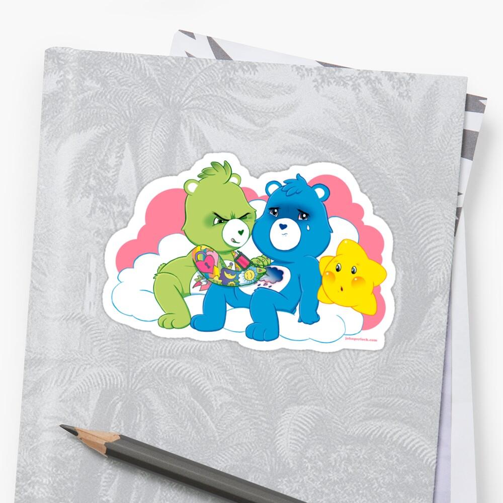 Care Bears Ink by John Perlock