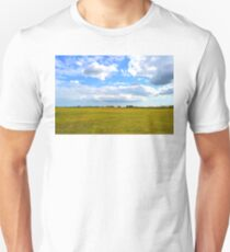 Empty Field Unisex T-Shirt