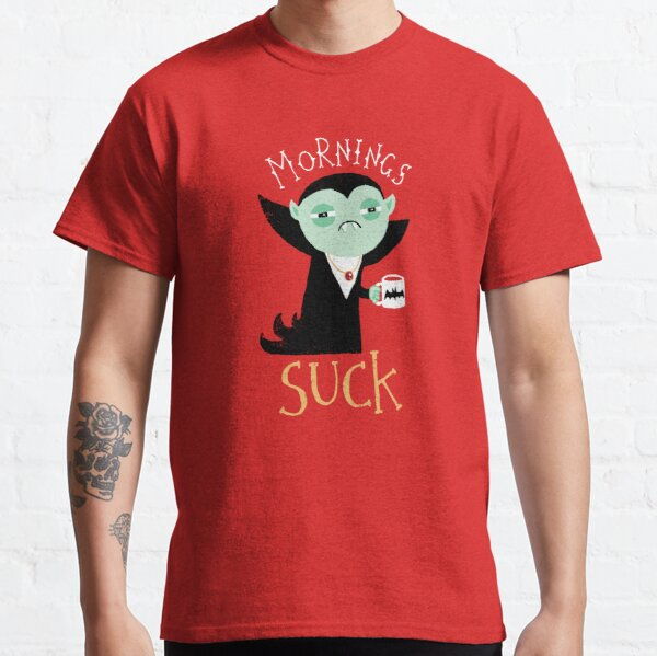 Matin suce T-shirt classique