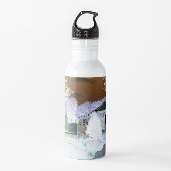 Winter Snow if any in Florida Water Bottle