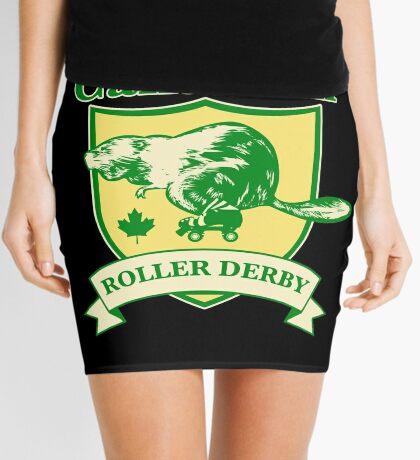 Canadian Roller Derby Mini Skirt