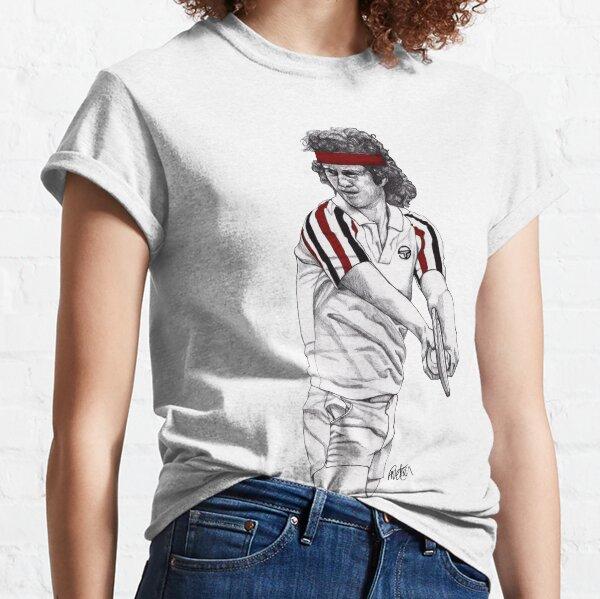 Tennis Mcenroe Classic T-Shirt