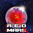 The Very Red Mars by Bob Bello