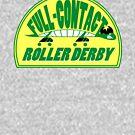 Full-Contact Roller Derby by John Perlock