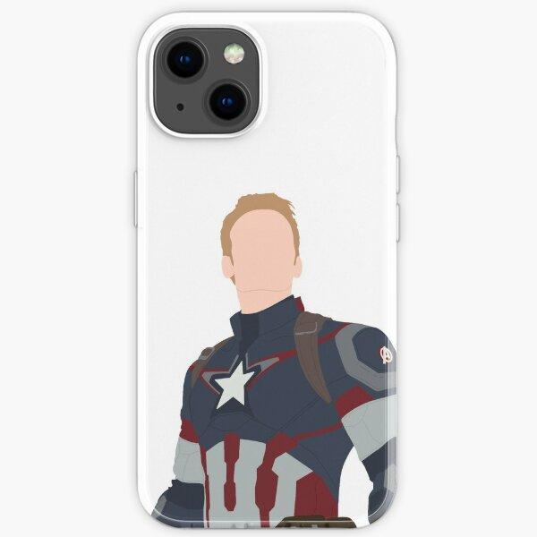 Chris Evans iPhone Soft Case