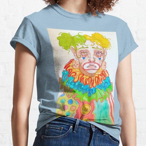 Sad clown  Classic T-Shirt