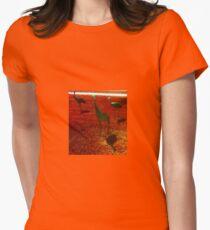 Psychedelic Cranes T-Shirt