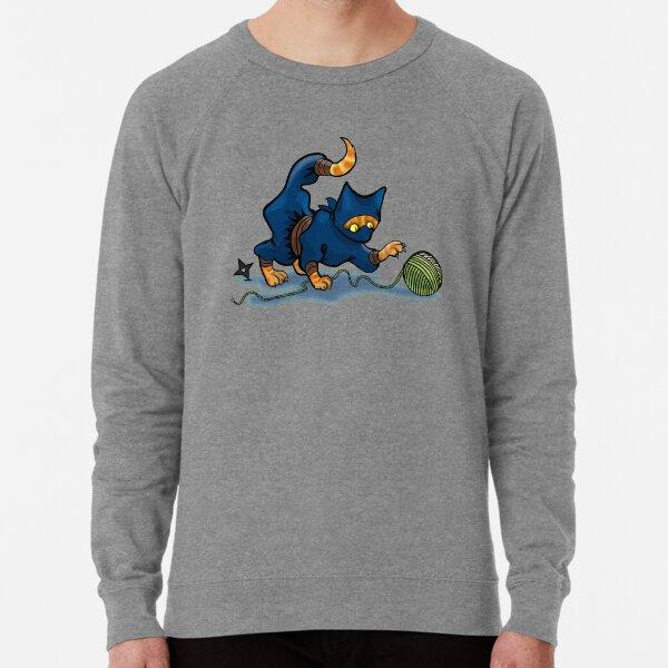 Ninja Kitty Lightweight Sweatshirt