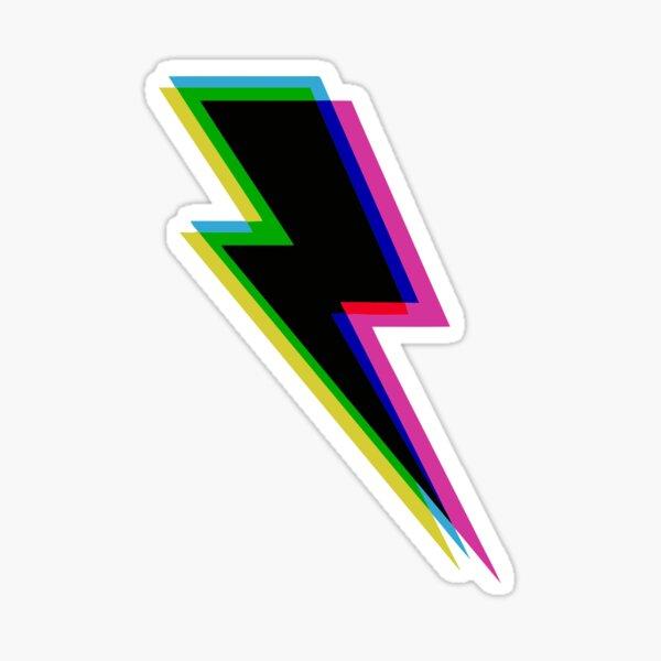 Awesome Bolt Sticker