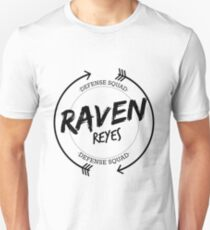 RAVEN REYES DEFENSE SQUAD Unisex T-Shirt