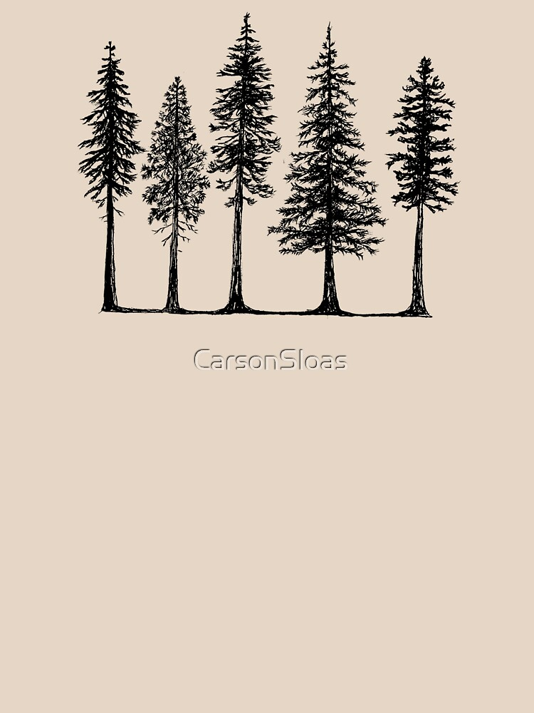 Pines by CarsonSloas