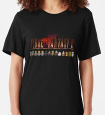 The Best Fantasy Slim Fit T-Shirt