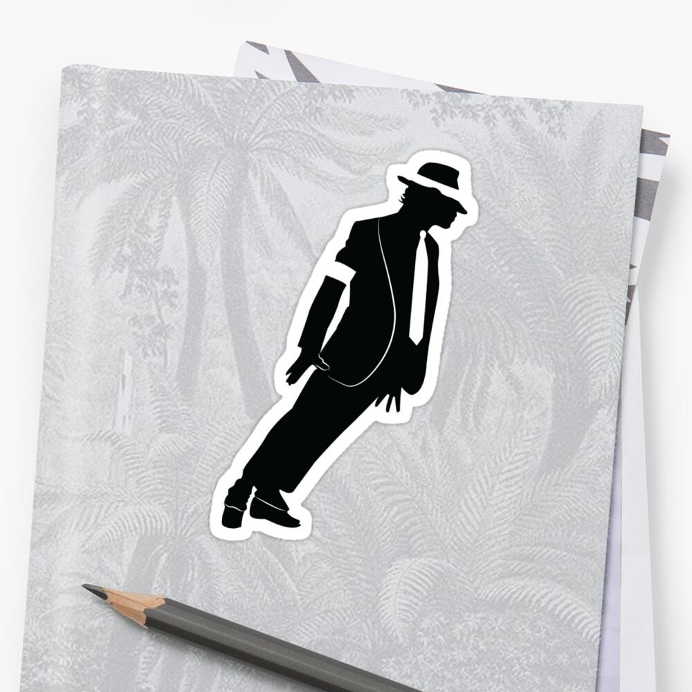 Michael Jackson Pegatina