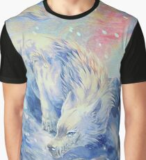 skoll - watercolor Graphic T-Shirt