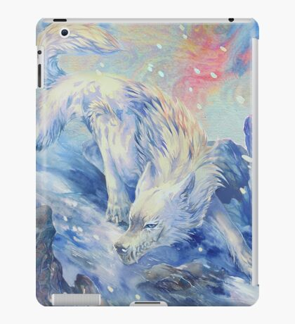 skoll - watercolor iPad Case/Skin