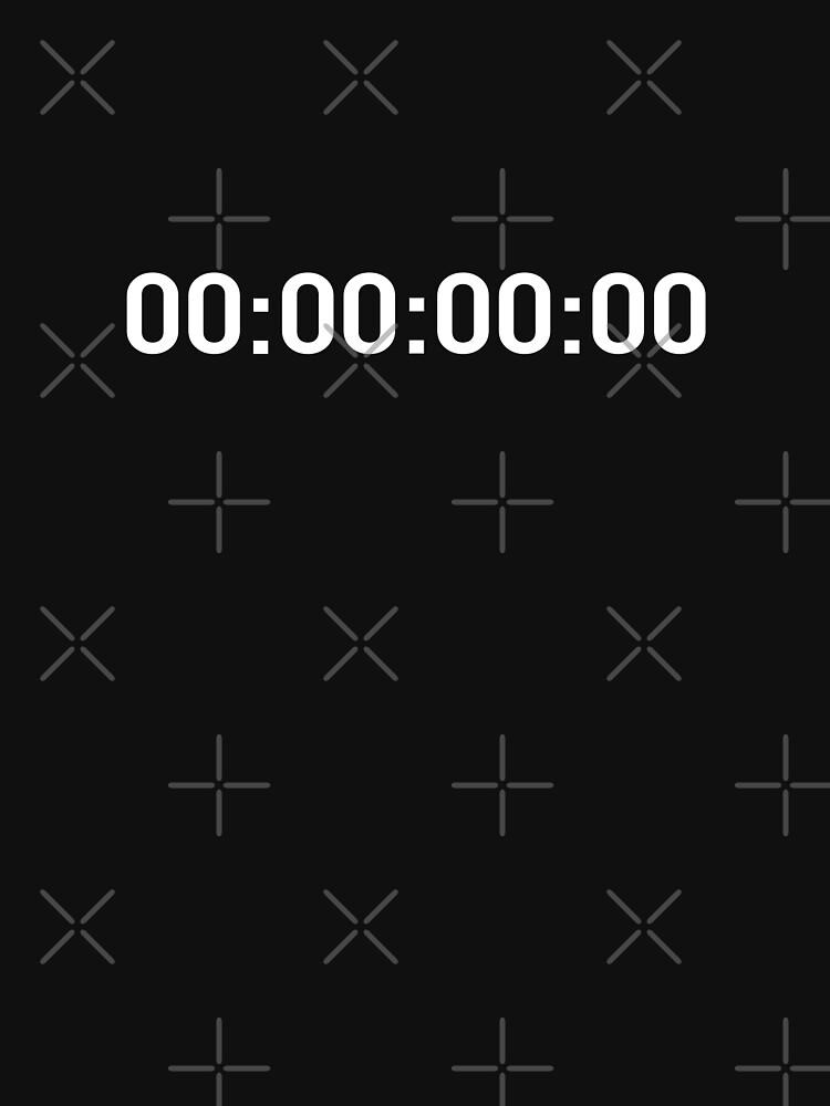 Unus Annus The End Timer by Merch-On