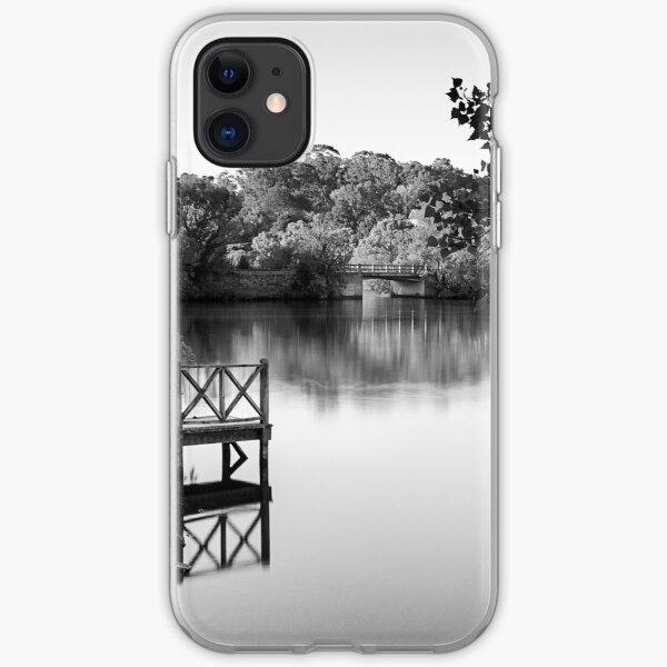 Lake Daylesford, Victoria iPhone Soft Case