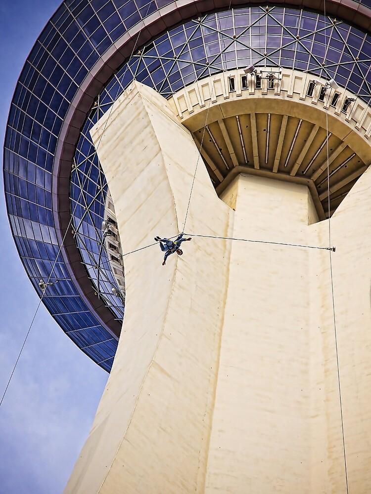Stratosphere Tower Jumper Las Vegas by travelways